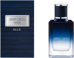 JIMMY CHOO: Jimmy Choo Man Blue, Eau De Toilette Spray, for Men, 30 ml/ 1 oz