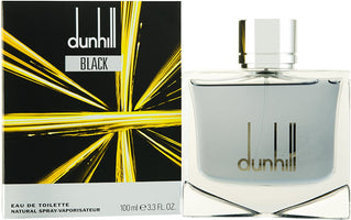 ALFRED DUNHILL: Dunhill Black, Eau De Toilette Spray, for Men, 100 ml/ 3.4 oz