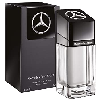 MERCEDES-BENZ: Mercedes-Benz Select, Eau De Toilette Spray, for Men, 100 ml/ 3.4 oz
