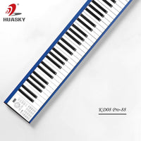 Professional 61 keys piano keyboard midi digital electronic microphone for beginner