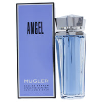 MUGLER: Angel, Eau De Parfum Refillable Spray, for Women, 100 ml/ 3.4 oz