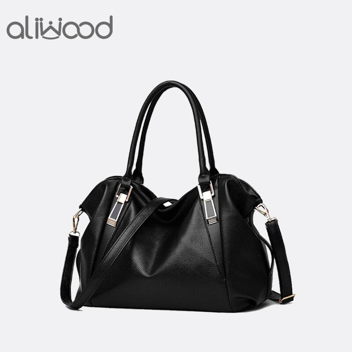 Aliwood Hot sale Women bag Designer Leather handbags Totes Portable Shoulder Bag Ladies Hobos Bag Crossbody Bags Bolsas Feminina