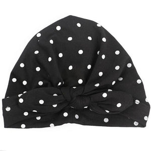 Baby Hat Baby Cap  Baby Toddler Kids Boy Girl India Hat Wave Bowknot