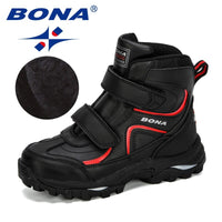 New Style Winter Boys Boots Children Shoes For Kids
