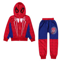 Boys Clothes Cartoon Sets