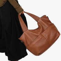 DAWOBOB shoulder bag women designer handbag high quality female Hobo bag tote soft genuine leather Large crossbody bags  adies