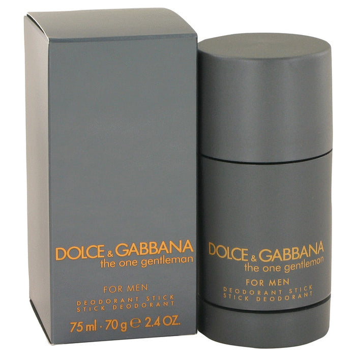 DOLCE&GABBANA: The One Gentleman, Deodorant Stick, for Men, 75 ml/ 2.5 oz