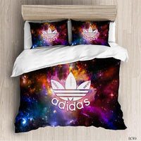 2020 Bedroom Cotton Bedding Duvet Cover Sleep Bed Sheets Pillowcase