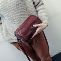 European Fashion Women Shoulder Bag PU Leather Cute Designer Corssbody Bags For Women 2019 Ladies Handbags and Messenger bag