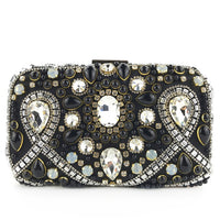 Fashion New Women Evening Clutch Bags Handbags Wedding Party Design