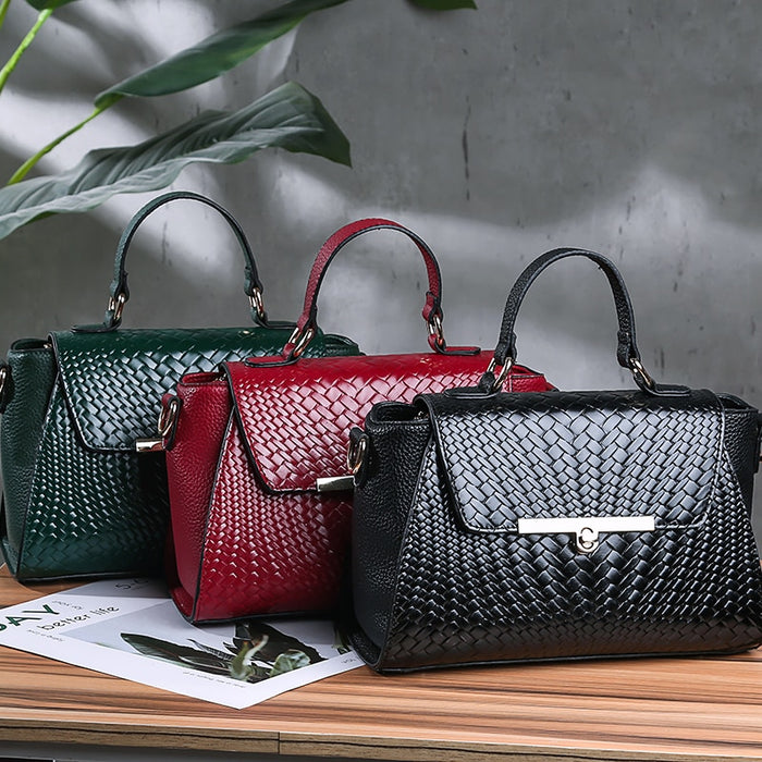 Female Women's Bags 2019 Clutch Handbag Shoulder Famous Brand Woman Handbags 2019 Bag Ladies Hand Bags Leather Lady Luxury Goods