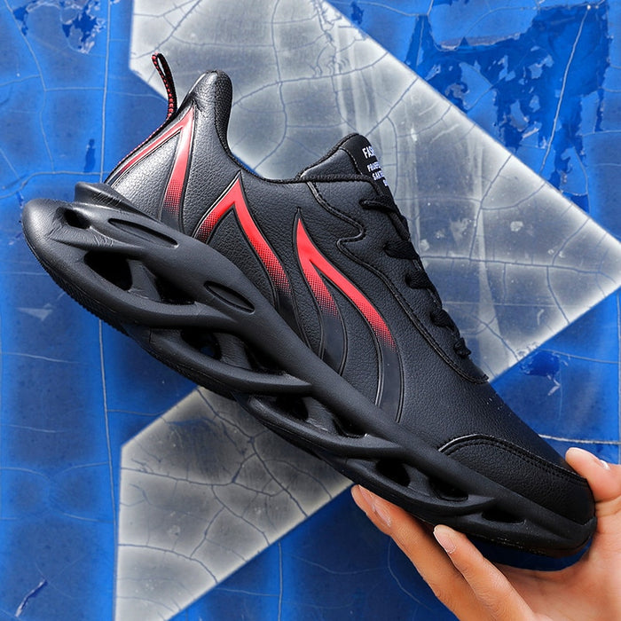 New 2020 casual shoes men sneaker trendy comfortable mesh fashion lace-up Adult men shoes