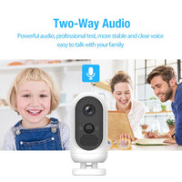 EKEN WiFi Camera Rechargeable Battery Powered IP Camera 1080P Full HD Outdoor Indoor Security 160 Wide View Angle