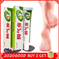 Foot Cream Feet Care For Athlete's Foot Blisters Itchy Erosive Beriberi Bad Feet Ointment Anti-chapping