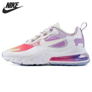 Original New Arrival  NIKE  W AIR MAX 270 REACT GEL  Women's  Running Shoes Sneakers