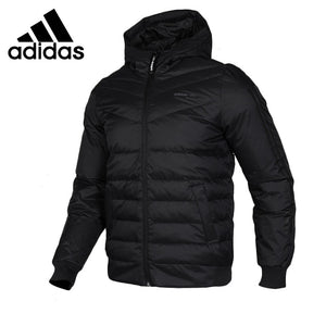 Original New Arrival  Adidas NEO M SPRTY PUFFER  Men's  Down coat Hiking Down Sportswear