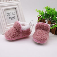 baby shoes boys girls shoes winter infants warm shoes girls baby booties Cloth boy baby boots