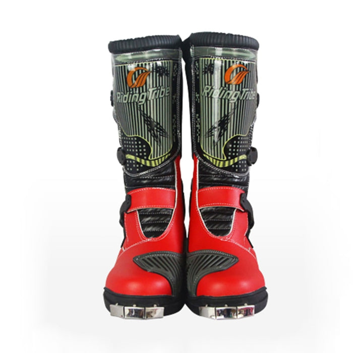 PRO Speed Men's Motocross boots boot motorcycle waterproof motobotinki moto shoes