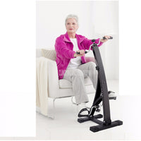 Leg Rehabilitation Training Indoor Bike Training Equipment for Elderly People Older Old Man/Woman Physical Therapy Equipment