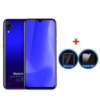 Original Blackview A60 3G Smartphone 19.2:9 6.1 inch Android Cellphone 4080mAh Battery 1GB+16GB Mobile Phone 13MP Dual SIM