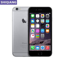 "Used Unlocked Original Apple iPhone 6 iPhone 6 Plus IOS Smartphone  4.7"" /5.5"" Dual Core 16/128GB ROM 8.0 MP LTE Mobile phone"