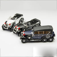 1/43 scale 770K/G4 Series Alloy Classic Car Model Die Casting Metal Vehicle Toy Collection Children Kids Simulation traffic Gift