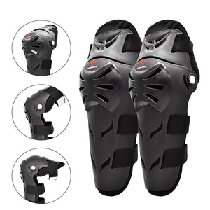 WOSAWE Moto Racing Motocross Protective Guard Gear Motorbike MTB Knee Protector Elbow Motorcycle Pads Knee Elbow Pads Protection
