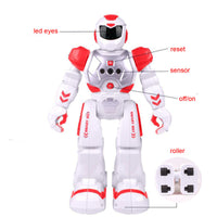 RC Smart Gesture Sensor Dance Robot programable inteligente electric Sing Remote Control Educational humanoid robotics Kids Toys