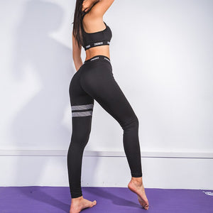 2019 High Waist Women Sports yoga set Fashion Casual yoga Bra and Leggings Set Wear