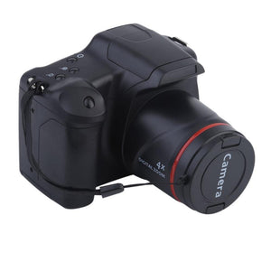 Professional Digital Camera 16X Digital Zoom 2.8 inch Screen CMOS Max 12MP Resolution HD 720P