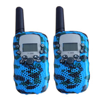 1 Pair Of Children'S Walkie Talkie 22 Channels Walkie Talkie With LCD Display Parenting Game Mobile Phone Telephone Toy #20