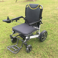 Electric folding Cheapest Handicapped Folding Power Electric Wheelchair Prices For Disabled