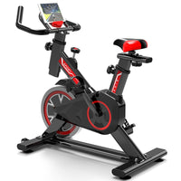 Exercise Bike Home Indoor Exercise Bike Gym Equipment Weight Loss Thin Pedal Exercise Bike
