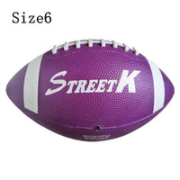New Rugby Children's Rubber Non-Slip Wear-Resistant Training Schoolchildren American