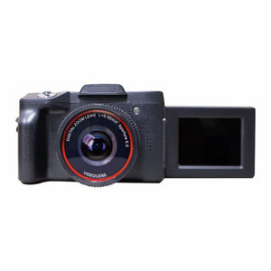 Digital Video Camera Full HD 1080P 16MP Recorder with Wide Angle Lens for YouTube Vlogging UY8