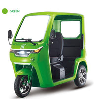 Electric Tricycle New Mini Green Power Tricycle 3 Wheels