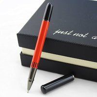 High quality color metal Pen Black Refill Roller Pen,  Gift Box Optional for Male and Female Business Office Pen