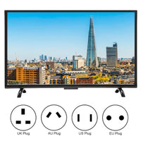 32inch Large Screen Curved TV HDMI Intelligent 3000R Curvature TV 1920x1200 HD 110V TV 32inch