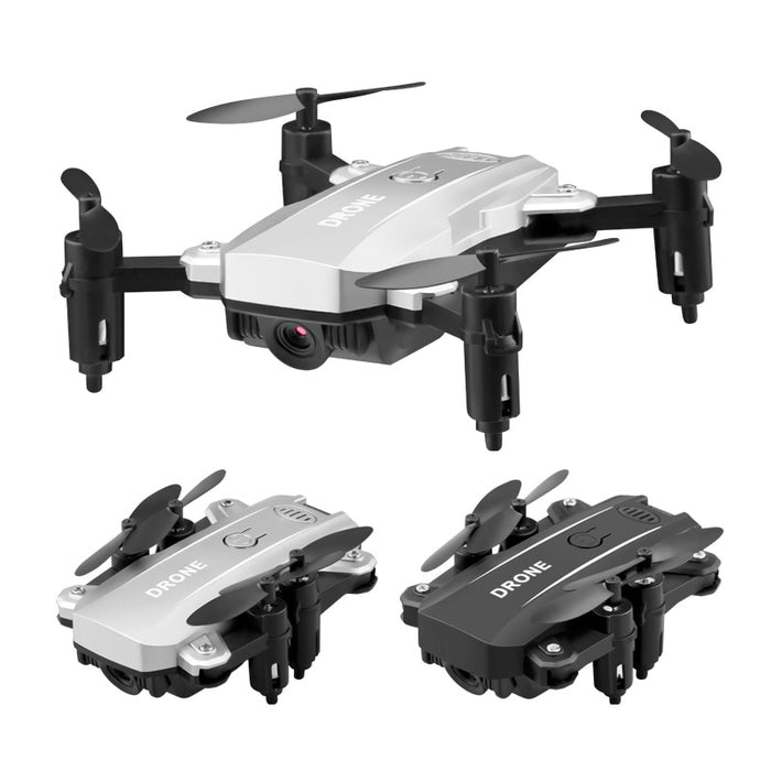 Mini Drone Foldable RC Helicopter With Camera WIFI FPV Remote Control Four-Axis Aircraft RC