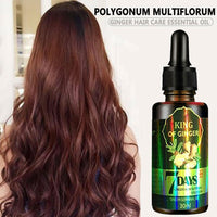 30ml Ginger Hair Growth Nutrient Solution Hair Loss Treatment Hair Protection Essential Oil for Men Women