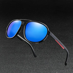 Brand Men Polarized Sunglasses Classic Design Male Driving Sun Glasses Vintage Coating Sunglass UV400 Shades Oculos de sol