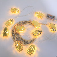 Ramadan Decoration Led Light Star Led Lights EID Mubarak Decor EID Party Supplies Ramadan Muslim Islam Party Decor