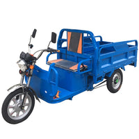 High Quality Electric Cargo Bike Three Wheels Mobile Tricycle passenger Bike Street Truck