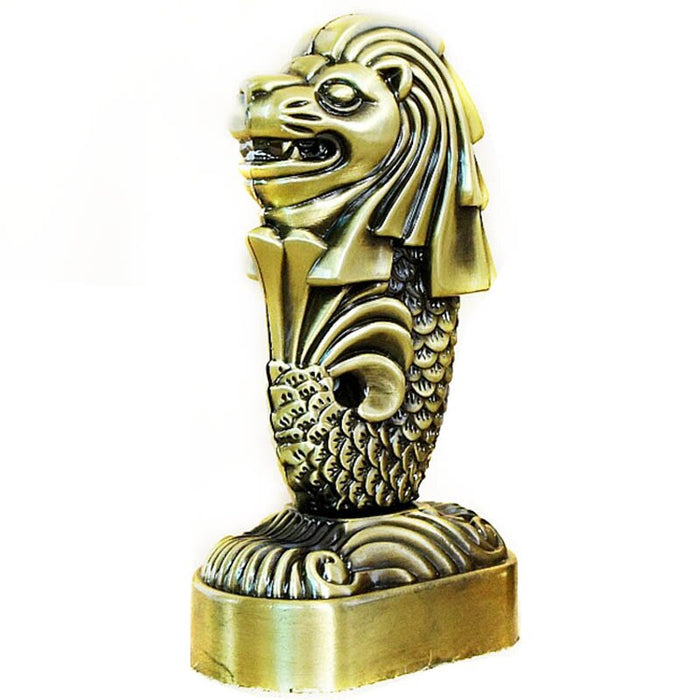 Modern Singapore Merlion Model Home Decoration Desktop Figurine Ornament Modern