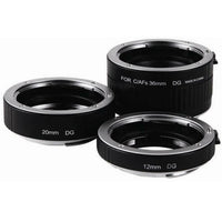 Viltrox Auto-focus AF confirming Macro Extension Tube Ring Macro Adapter  Set DG for Canon EOS 500d 600d  60D 50D 7D Mark 5D III