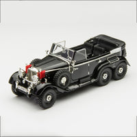 1/43 scale 770K/G4 Series Alloy Classic Car Model Die Casting Metal Vehicle Toy Collection