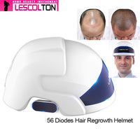 2020 Newest Laser Therapy Hair Growth Helmet Anti Hair Loss Device Treatment Anti Hair Loss Promote Hair Regrowth Cap Massage