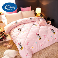 Disney chlid Mickey Minnie frozen elsa Winter Thick warm quilts bedding comforter spring autumn bedroom soft duvet with filling