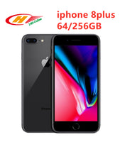 "Unlocked Apple iPhone 8 Plus LTE RAM 3GB ROM 64/256GB Hexa Core 12.0MP 5.5"" iOS Fingerprint Smartphone"