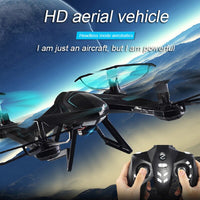 WiFi FPV RC Drone Helicopter New With Camera 2MP HD Aerial Photography RC Quadcopter Drone Altitude Hold Quadrocopter Dron Toys